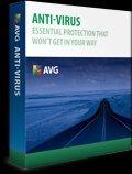 AVG Anti-Virus 9.0 - 3 PC's 1 Year