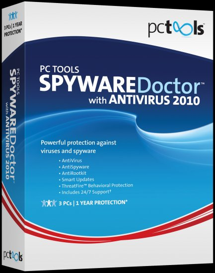 Spyware Doctor With AntiVirus 2011