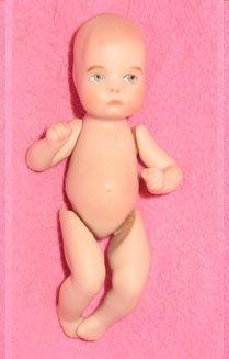 baby dollhouse doll