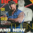 WWE WWF Raw Magazine January 2002 Undertaker