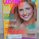 Cosmo Girl Magazine April 2004 Sarah Michelle Gellar
