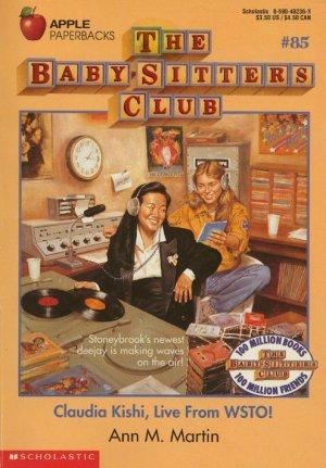 Babysitters Club 85 Claudia Kishi Live From WSTO