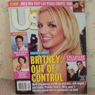 US Weekly Magazine Jan 19, 2004 Britney Spears Bride