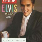 TV Guide Elvis Week May 8-14 2005 Elvis Presley