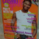 Cosmo Girl Magazine June July 2005 Usher