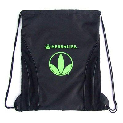 Herbalife String Backpack - Black
