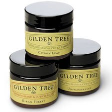 Healing Hand and Cuticle Salve - Citron Leaf
