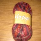 Nova Vertigo #04 redmohair yarn 50gr