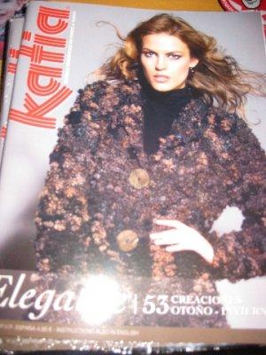 Katia #64 Elegance fall winter  women knitting patterns