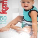 Katia #56 spring/summer babies knitting patterns
