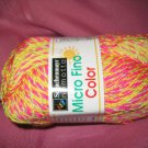 Schachenmayr Micro Fino Color #80 acrylic yarn laine