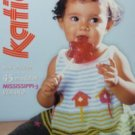 Katia #R-1 Mississippi-3 babies knitting patterns