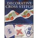 Decorative Cross Stitch craft  Pattern Book home items
