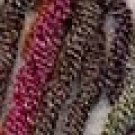Katia Diana Iris #3704 brown purple acrylic angora yarn