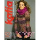 Katia #63 sport knitting pattern book women fall/winter