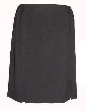Alfani Black Knee Length Skirt Sz 22