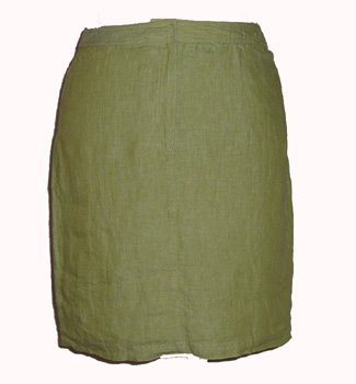 Charter Club Linen Knee-Length Skirt Sz 12