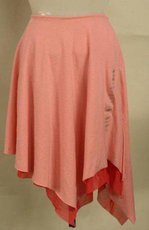 DKNY Jeans Pink Skirt Sz Medium