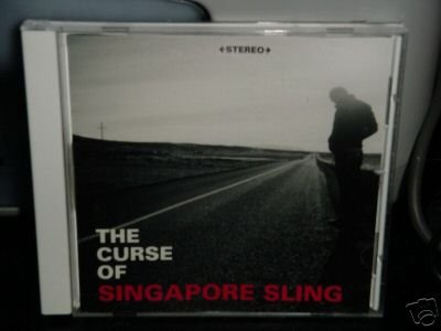 Singapore Sling CD Curse of the HYPNO DRONE rock  $8.99 FREE S/H