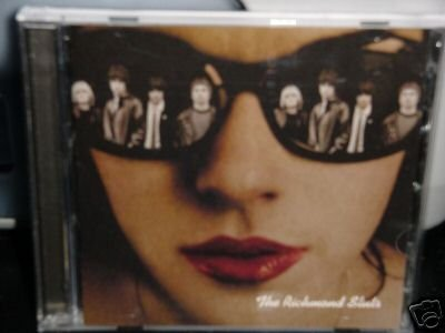 The Richmond Sluts s/t CD NYC type GLAM PUNK RnR  $8.99 FREE S/H