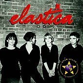 Elastica CD self-titled debut s/t wire no wave britpop $9.99 ~ FREE SHIPPING