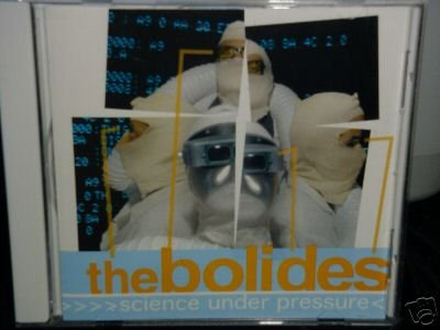 The Boldies CD Science Under Pressure DIONYSUS surf sci  $9.99 ~ FREE S/H