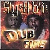 Sly & Robbie CD Dub Fire w/the wailers reggae ~FREE SHIPPING