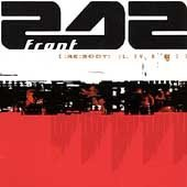 Front 242 CD Re:Boot: Live 1998  $7.99 ~ FREE SHIPPING