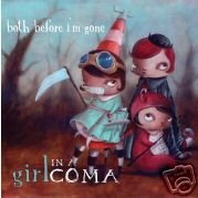 Girl in a Coma CD Both Before I'm Gone w/JOAN JETT  $7.99 ~ FREE SHIPPING