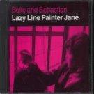 Belle and Sebastian CD Lazy Line Painter Jane IMPORT &  $8.99 ~ FREE SHIPPING
