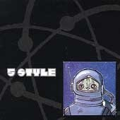 Five Style CD w/TORTOISE sub pop INSTRO 5ive  $6.99 ~ FREE SHIPPING