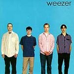 Weezer s/t 1994 CD w/buddy holly the sweater song  $9.99 ~ FREE SHIPPING