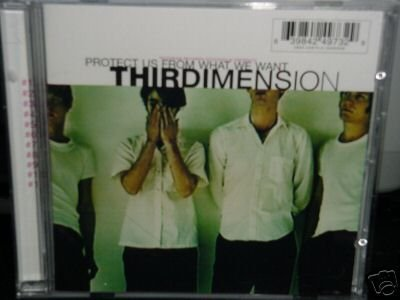 Thirdimension CD Protect Us From SWEDISH ALT POP  $6.99 ~ FREE SHIPPING