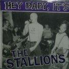 The Stallions CD Hey Baby It's..JUNK Recs RnR PUNK  $9.99 ~ FREE SHIPPING