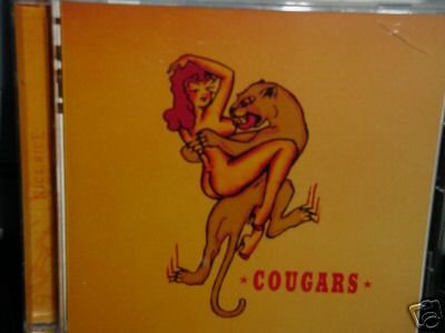 The Cougars CD Nice, Nice/Go Kart SUPER ROCK w/HORNS  $9.99 ~ FREE SHIPPING