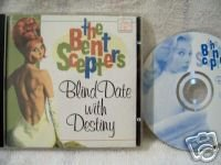 The Bent Scepters CD Blind Date/HAMMOND B-3 organ SURF ~ FREE SHIPPING