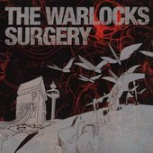 The Warlocks CD Surgery STONER FUZZED OUT ROCK ~ FREE SHIPPING