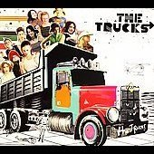 The Trucks cd spinART NW elctro grrrl party ~ FREE SHIPPING