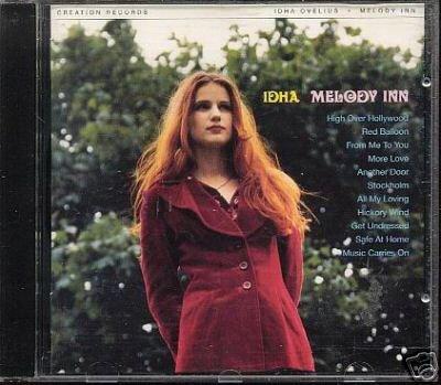 Idha CD Melody Inn w/Ian McLagan RIDE gram parsons ~ FREE SHIPPING