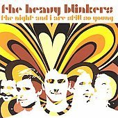 The Heavy Blinkers CD The Night CANADIAN POP PERFECT  $7.99 ~ FREE SHIPPING