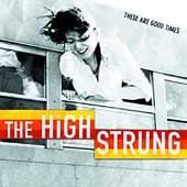 The High Strung CD These Are Good/TEE PEE REC  $7.99 ~ FREE SHIPPING
