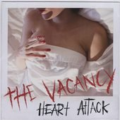 The Vacancy CD Heart Attack A-F ANTI-FLAG oi! punk  $7.99 ~ FREE SHIPPING