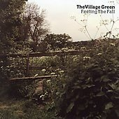 The Village Green CD Feeling the Fall power pop britpop  $9.99 ~ FREE SHIPPING