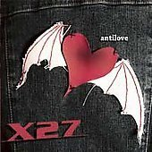 X27 CD AntiLove PURE catchy NYC PUNK narnack  $7.99 ~ FREE SHIPPING