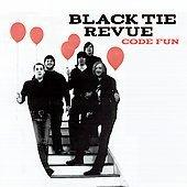 Black Tie Revue CD Code Fun GEARHEAD  $7.99 ~ FREE SHIPPING