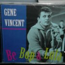 Gene Vincent CD Be Bop a Lula SEALED NEW  $7.99 ~ FREE SHIPPING