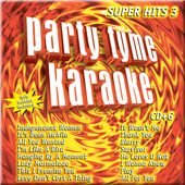 Party Tyme CD +G Super Hits 3 Lady Marmalade karaoke  $7.99 ~ FREE SHIPPING