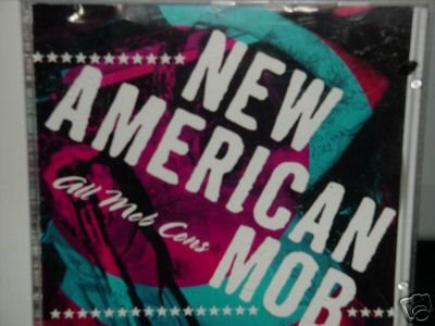 New American Mob CD All Mob Cons RAFR RAWK  $7.99 ~ FREE SHIPPING