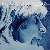 Mick Ronson CD Heaven and Hull w/David Bowie Ian Hunter $8.99 ~ FREE SHIPPING