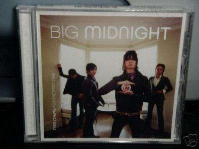 Big Midnight CD Everything/ ex Richmond Sluts glam punk $7.99 ~ FREE SHIPPING